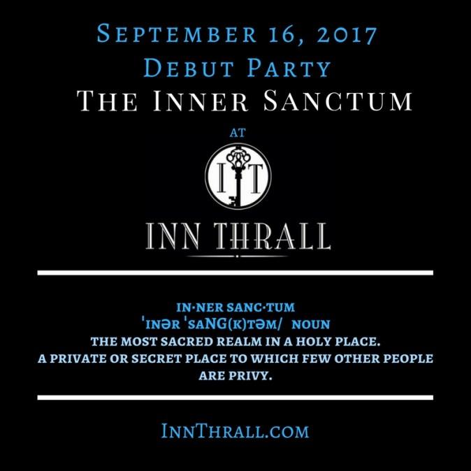 The Inner Sanctum (1)