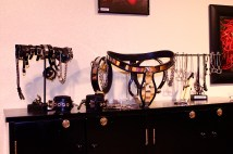 Cockrings, nipple clamps, chastity devices, oh my!