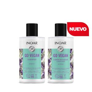 GoVegan Antifrizz Dúo Shampoo y Acond.