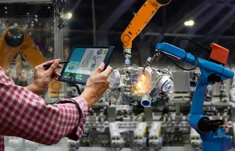 O que é a automação industrial e quais os benefícios? - seladora embalagens embaladora automatica Inopick código de barras automação Inobag