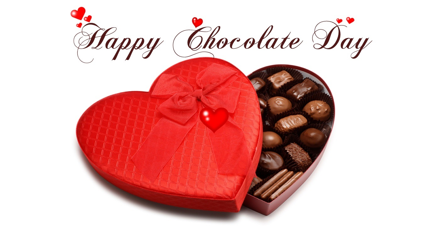 Happy Chocolate's DAY