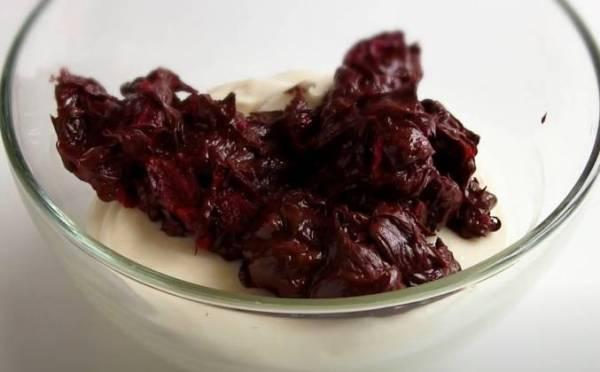 Шоколадные мини чизкейки с вишней без выпечки рецепт с ...