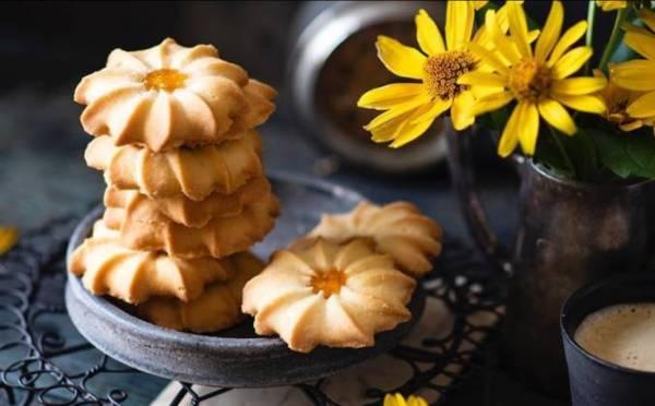 Печенье курабье в домашних условиях рецепт с фото пошагово