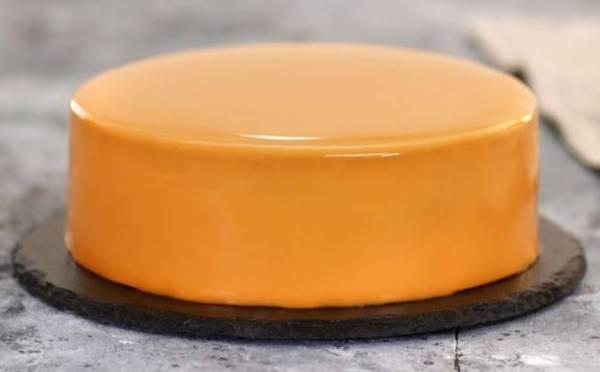 Карамельная зеркальная глазурь для торта рецепт с фото ...