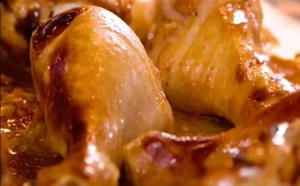 Курица с соусом кимчи в духовке рецепт с фото пошагово
