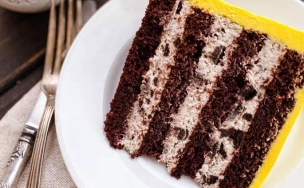 Вкусный торт с творожным сыром и сливками рецепт с фото ...