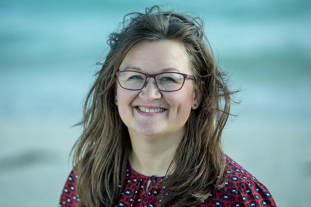 Innholdssjef Camilla Solheim har deltatt på Dan Tyres boot camp for inbound salg.