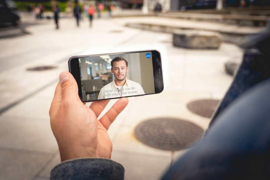 mobil video format innholdsmarkedsføring innhold
