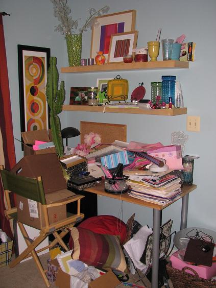 An Inefficient Work Space!