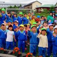 つくし幼稚園記念植樹