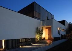 ナガラの二世帯住宅