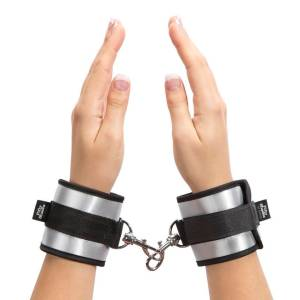 Fifty Shades of Grey Totally His Soft Handcuffs