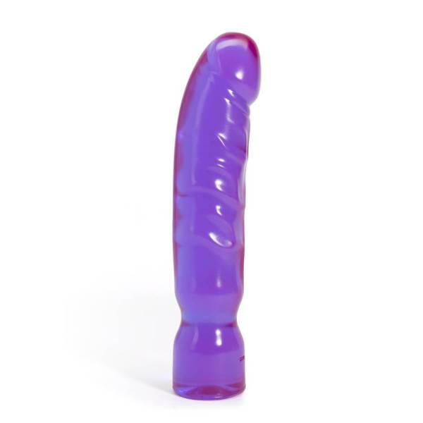 Doc Johnson Crystal Jellies Realistic Dildo 12 Inch
