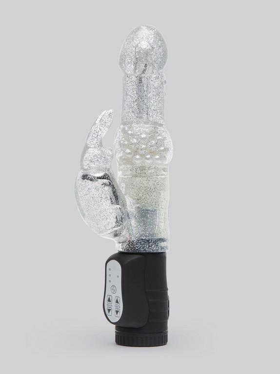 Lovehoney Jessica Rabbit 10 Function Silver Rabbit Vibrator