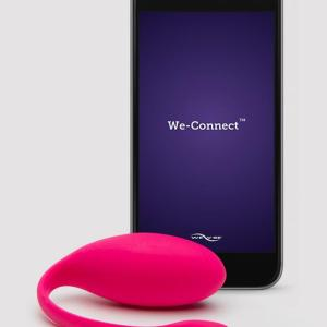 We-Vibe Jive App Controlled Rechargeable Love Egg Vibrator