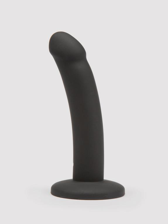 Lovehoney Curved Silicone Suction Cup Dildo 5.5 Inch
