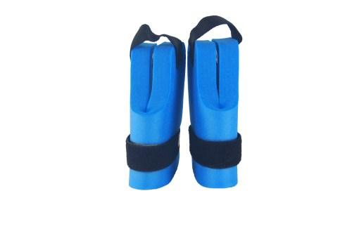 Beinschwimmer blau (1 Paar)
