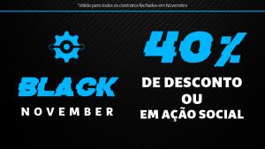 black november projeto elétrico spda