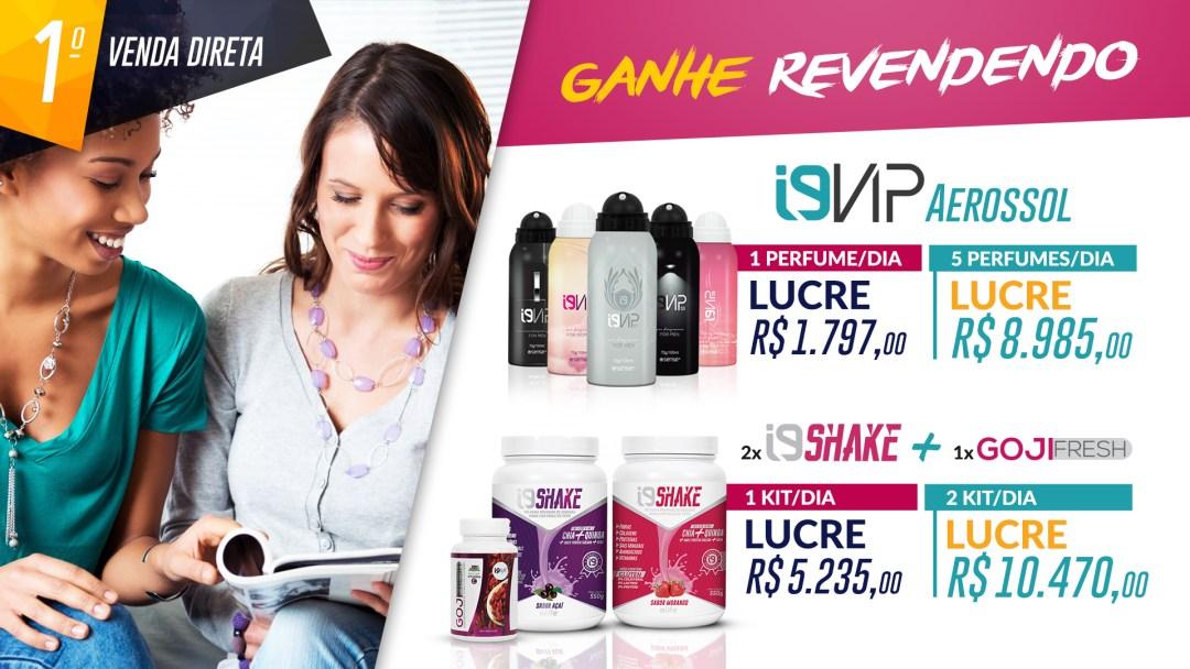 GANHE REVENDENDO