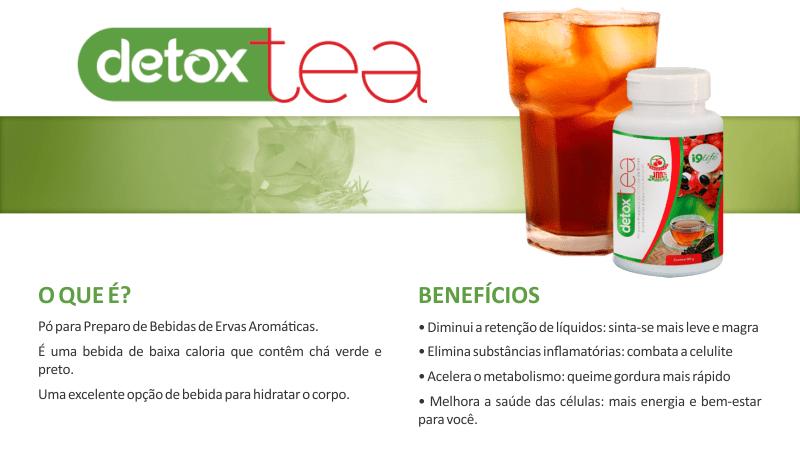Banner Detox Tea