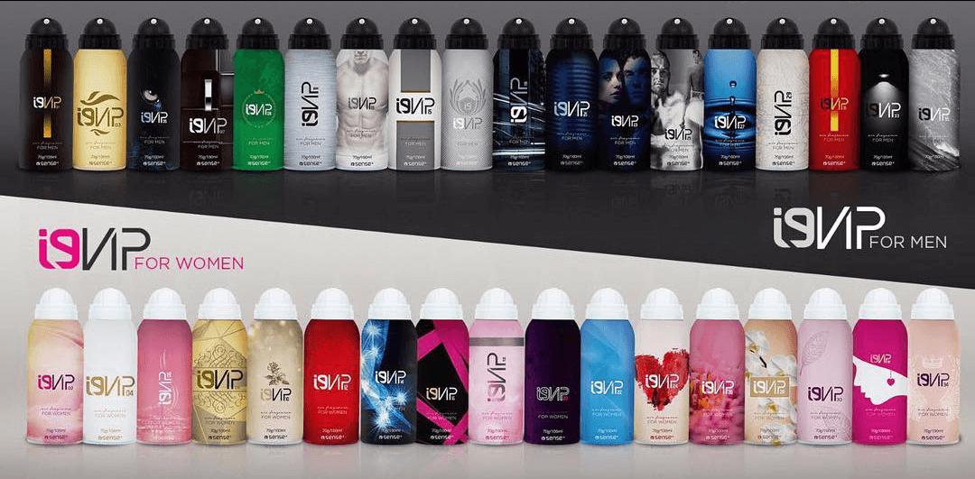 Linha de ]Perfumes i9vip da i9lfife