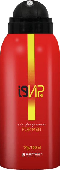 i9Vip 31 Aerossol 100ml FERRARI RED i9life 4