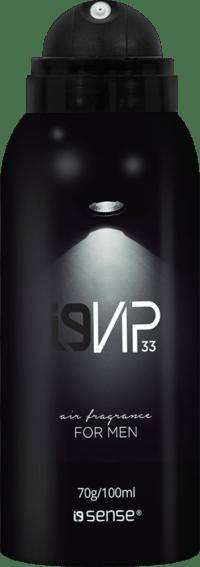 i9Vip 33 Aerossol 100ml SILVER SCENT i9life 4
