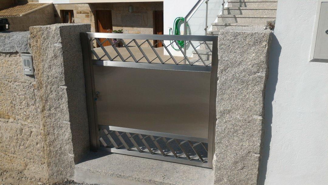 Gradeamentos Portões de Inox