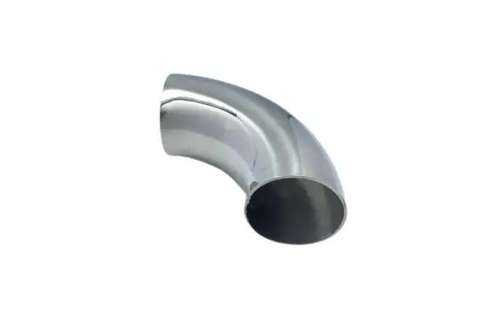 Curva de aço inox para corrimão