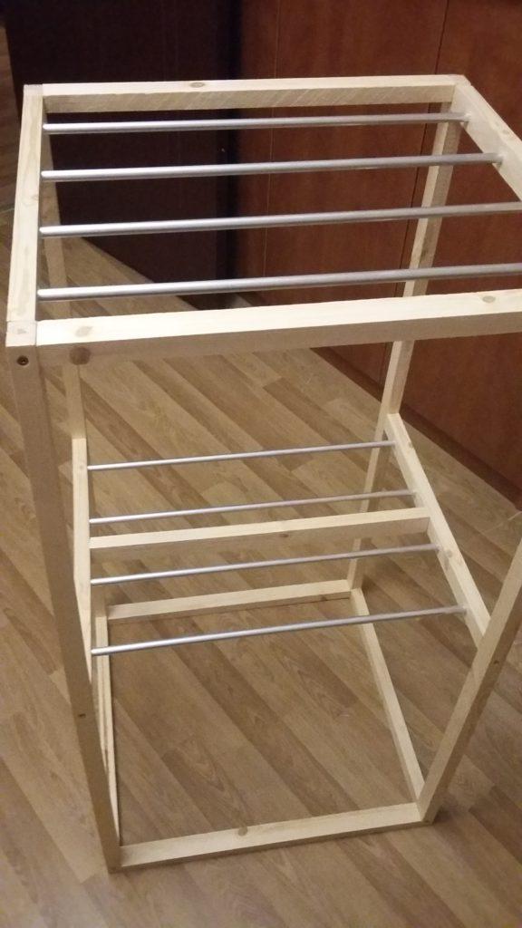 Шкаф для сушки и вяления