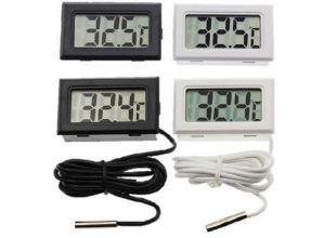 Цифровой термометр с ЖК-дисплеем для холодильника