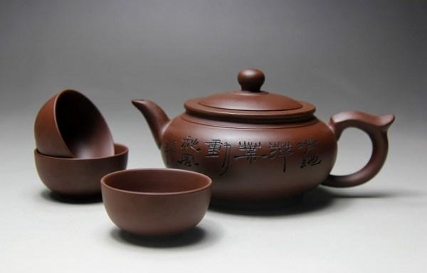 Глиняные заварочные чайники