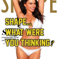 A Letter to Shape Magazine...