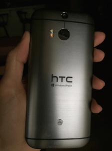 HTC back