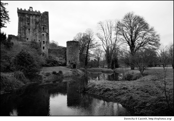 Blarney Castle and River Martin