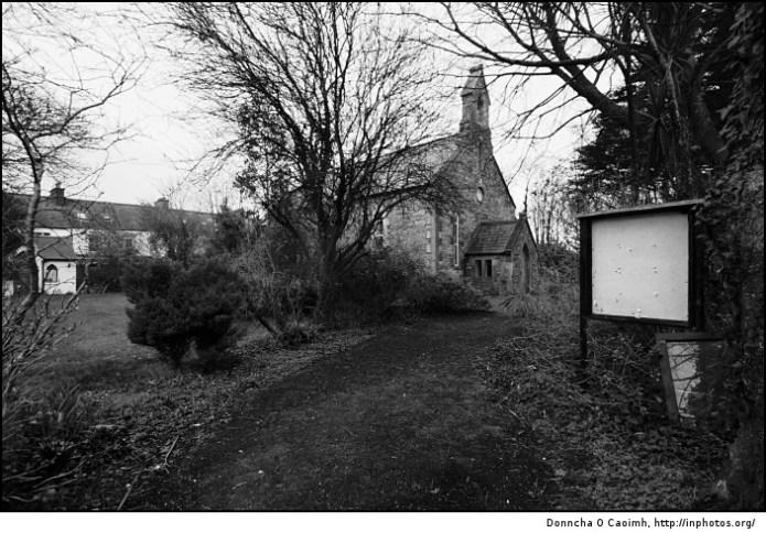 Ye olde church