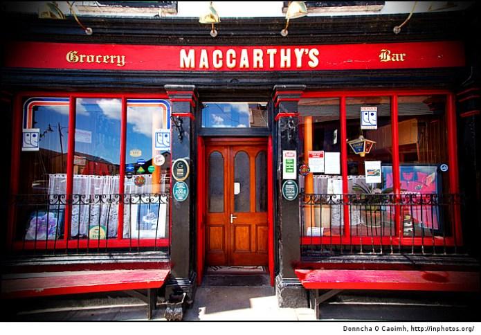 McCarthy's Bar