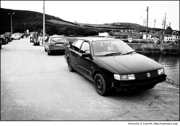 The cars of Cape Clear