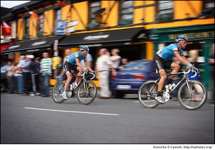 Tour of Ireland Stragglers
