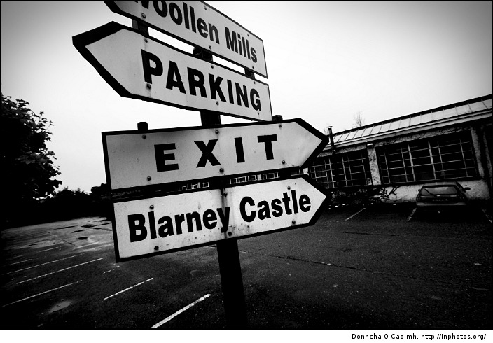 Directions to Blarney Castle
