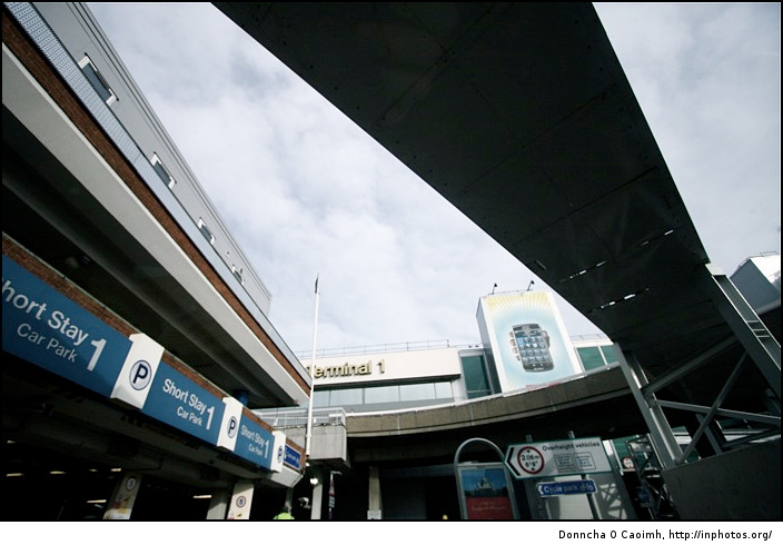 Terminal 1 at Heathrow