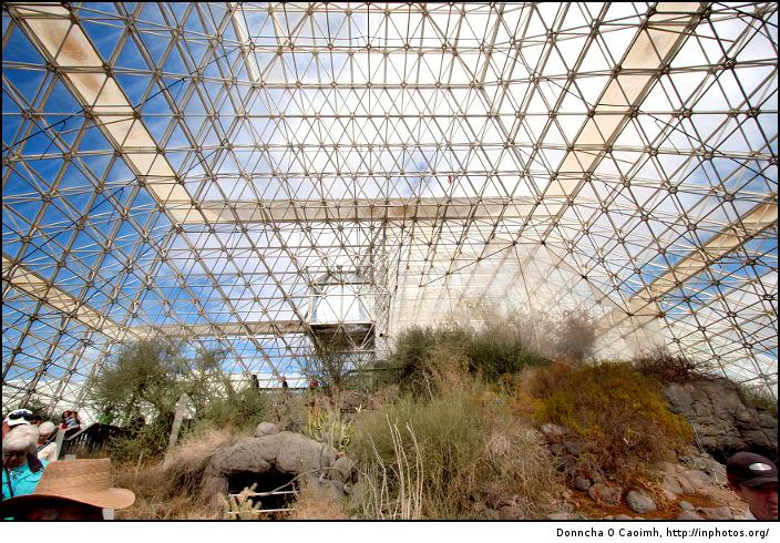 Biosphere 2 Blue