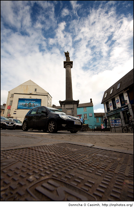 The O Connell Monument
