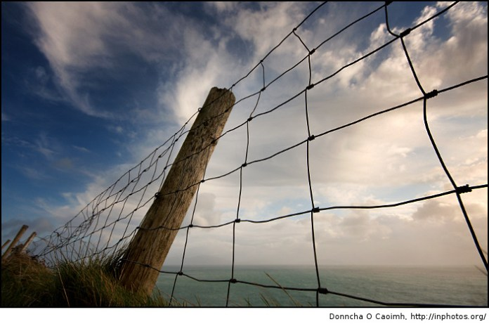 Fencing out the Atlantic