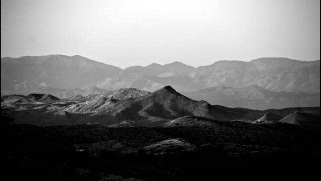 The faraway hills of Arizona