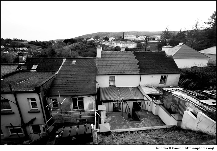 Back Gardens in Bantry