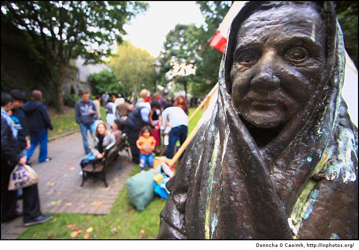 New Age Folk in Bishop Lucey Park