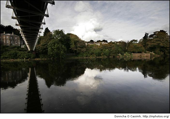 Under the Shaky Bridge