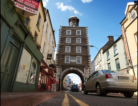 The Clock Tower, Youghal