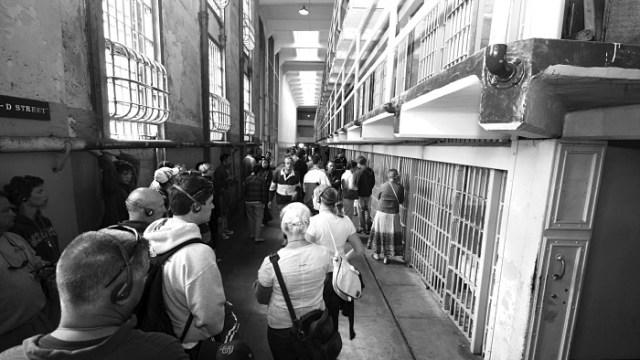 The real prisoners of Alcatraz